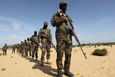 Al Shabaab attacks soldiers in south Somalia, two dozen dead