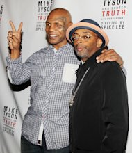 Spike Lee is directing Mike Tyson in a Broadway show about his life