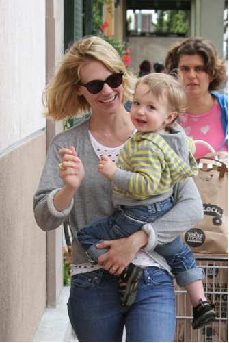 January Jones' baby daddy