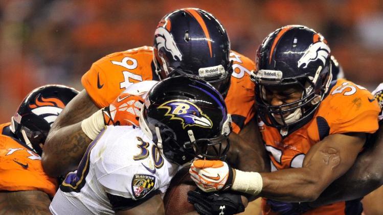 Woodyard set to return to Denver's defense