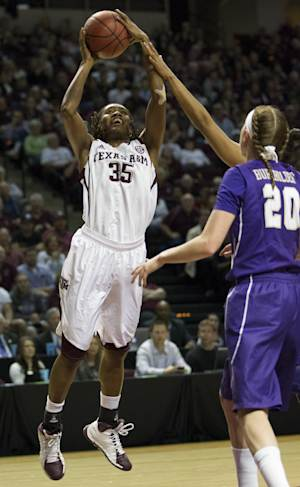 Aggies top James Madison 85-69 in NCAA 2nd round