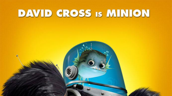 Megamind DreamWorks Poster 2010 David Cross