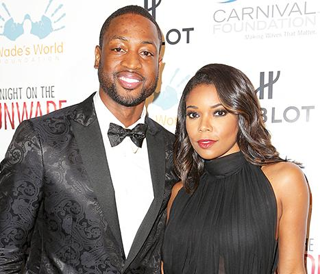 "Gabrielle Union Explains Why She Asked Dwyane Wade for a Prenup: ""I Have My Own Wagon and Star"""