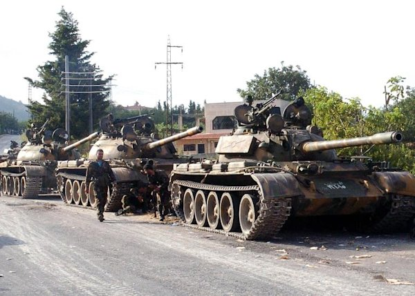 Syrian army retakes key post in regime bastion Latakia: TV