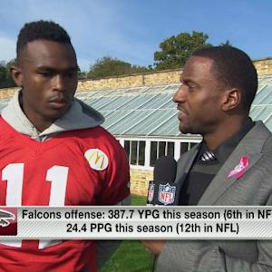 Atlanta Falcons wide receiver Julio Jones: We'll eventually turn it around