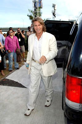 Eric Roberts MTV Video Music Awards Arrivals - 8/28/2005