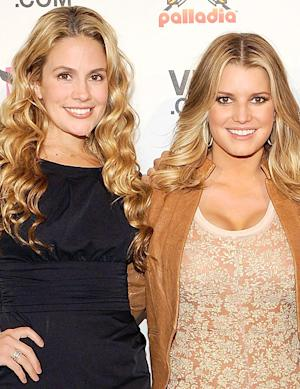 Jessica Simpson's BFF CaCee Cobb Is Baby Maxwell's Godmother