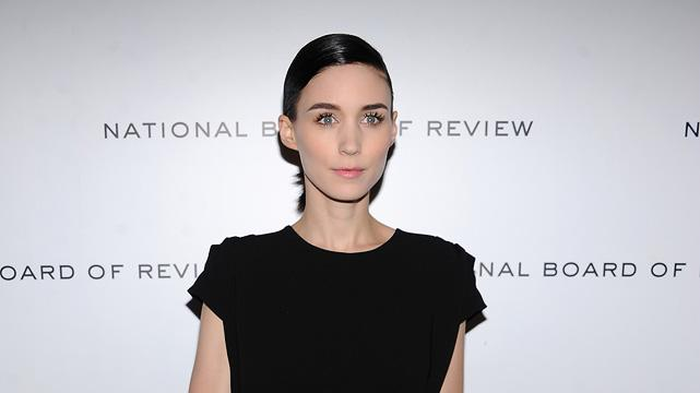 2011 National Board of Review Rooney Mara