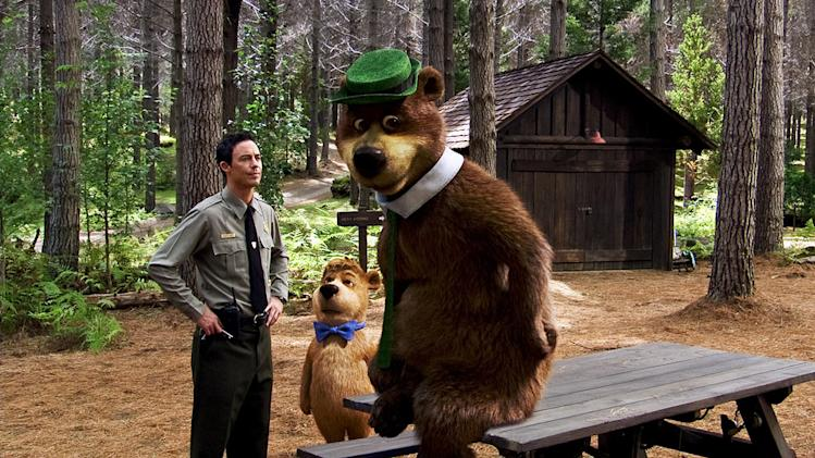 Yogi Bear 2010 Warner Bros. Pictures Tom Cavanagh