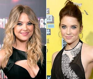 Ashley Benson Goes Brunette, Shows Off New Hairdo at SXSW Premiere of Spring Breakers