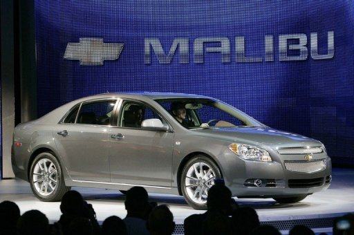 "<p>General Motors is recalling more than 426,000 sedans in the United States to fix a transmission problem that could allow the cars to move when in ""park,"" US auto safety officials announced. The recall affects 2007-2010 Saturn Auras and 2008-2010 Chevrolet Malibus and Pontiac G6s that come with 4-speed automatic transmission.</p>"