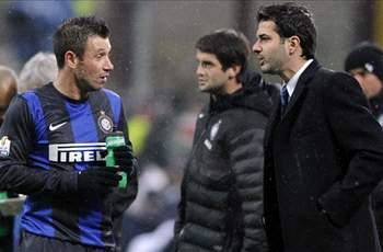 Stramaccioni set to be without 'influential' Cassano for Roma clash