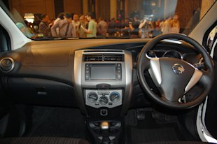 All-New Nissan Livina X-Gear - Interior