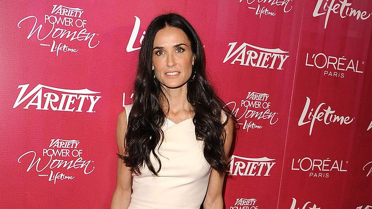 3rd Annual Women in Power Luncheon 2011 Demi Moore