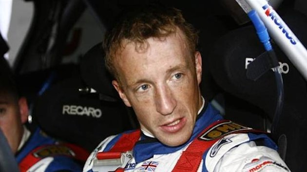 RALLY Kris Meeke