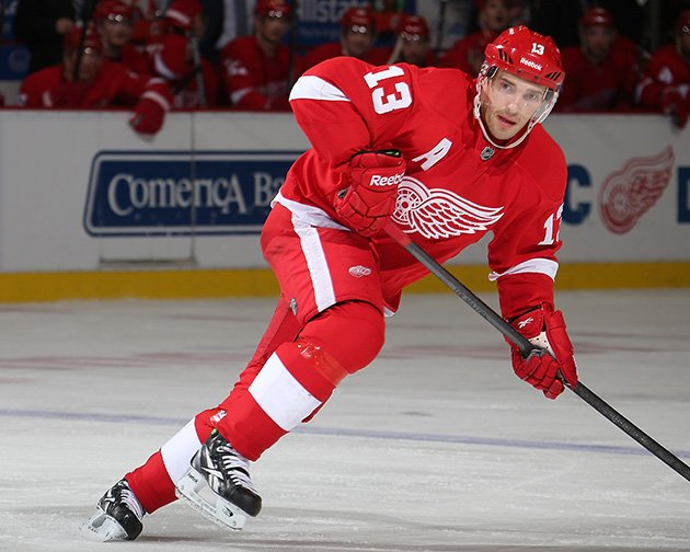 Chatting With Pavel Datsyuk About Olympics, HBO 24/7, Sigmund Freud And Mustaches