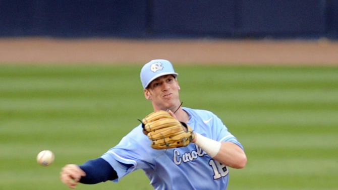 NCAA Baseball: ACC Tournament-North Carolina vs North Carolina State