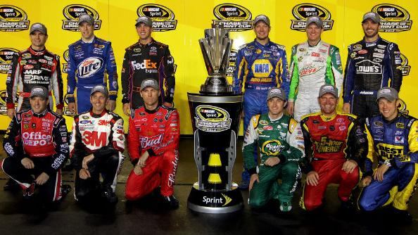 Five races that shaped the Chase field