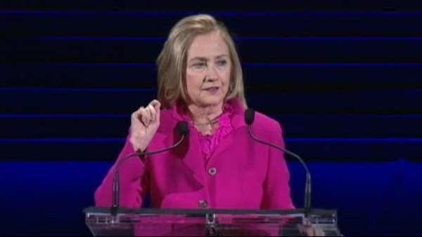 Is Hillary Clinton considering a run for presidency in 2016?