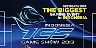Indonesia Game Show 2013 Siap Digelar