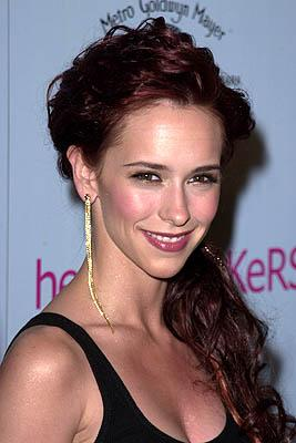 Jennifer Love Hewitt at the Hollywood premiere of MGM's Heartbreakers