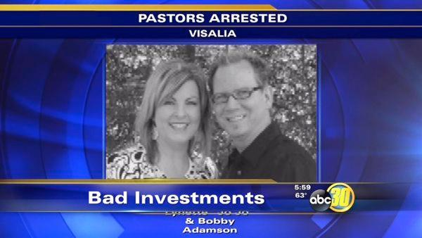 Visalia pastors facing more than 15 years in prison