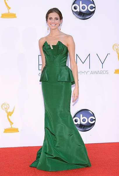 At the 2012 Emmy Awards