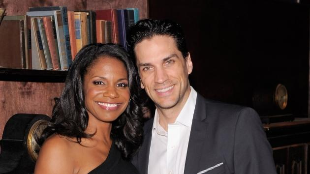 Audra McDonald and Will Swenson attend 'The Gershwins' Porgy and Bess' Broadway opening night after party at The McKittrick Hotel on January 12, 2012 in New York City -- Getty Images