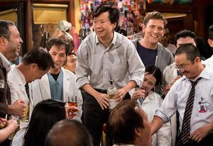 Ken Jeong on Sullivan & Sons | Photo Credits: Danny Feld/TNT