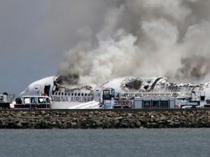 SFO Crash: 2 Dead, 1 Unaccounted for