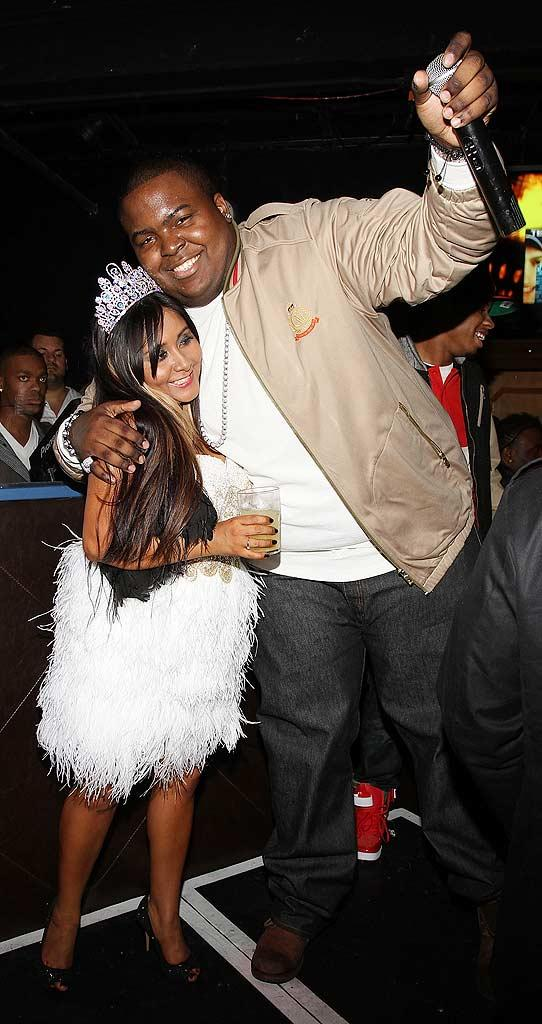 Snooki Kingston Bday Party