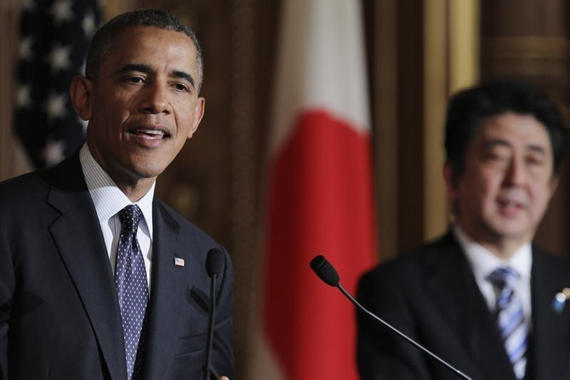 No U.S.-Japan trade breakthrough expected during Abe visit - White House