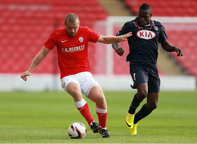 Soccer - Pre-Season Friendly - Barnsley v Bordeaux - Oakwell Stadium