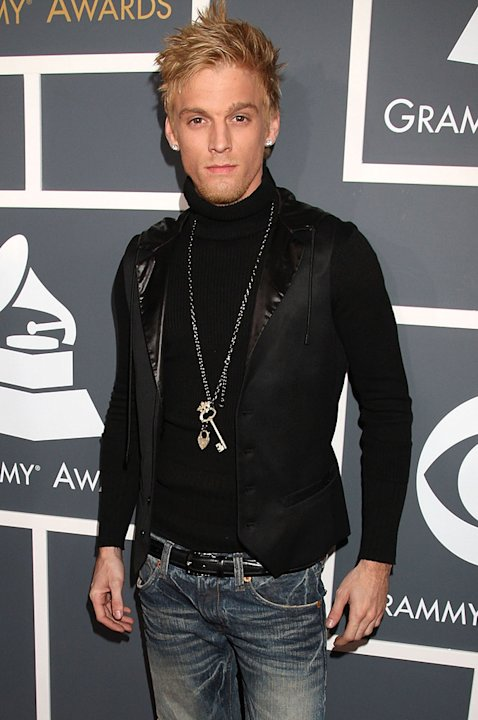 Aaron Carter birthday