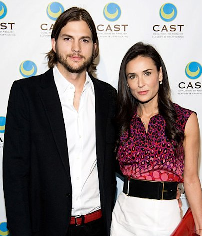 Demi Moore Is &quot;Not Psyched&quot; About Ex Ashton Kutcher Dating Mila Kunis