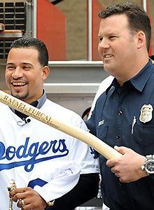 Furcal's contract perk will put out fires