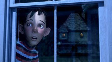 DJ ( Mitchel Tate Musso ) in Columbia Pictures' Monster House