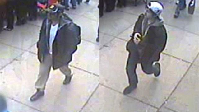 FBI releases video of two Boston bombing suspects