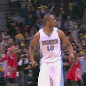 Afflalo Forces Overtime