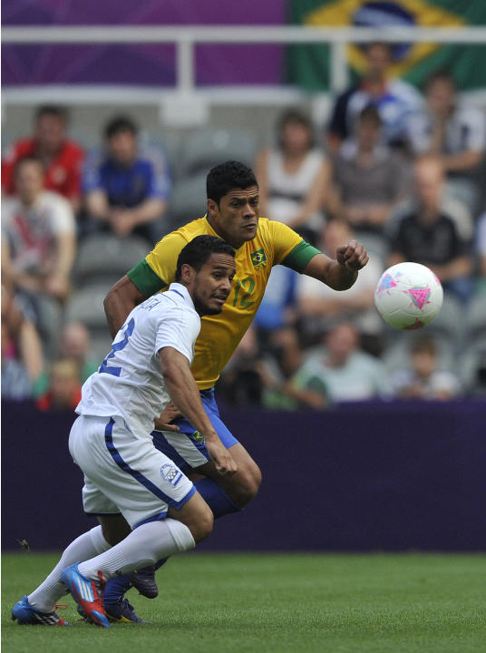 Olympics Day 8 - Men's Football Q/F - Match 27 - Brazil v Honduras