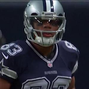 Dallas Cowboys Terrance Williams 12-yard touchdown reception