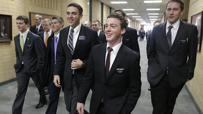 Mormons to use technology in missionary work