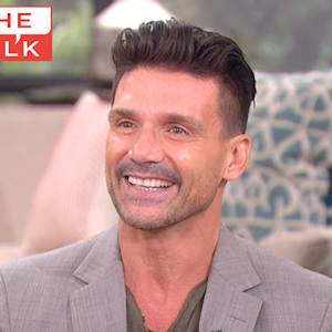 "The Talk - Frank Grillo on New Show ""Kingdom"""