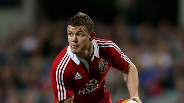 Brian O'Driscoll has described how special it is to be a part of the British and Irish Lions