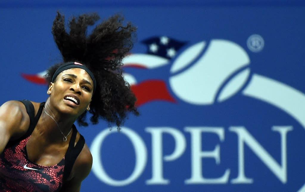 Serena, Djokovic roll but Nishikori out at US Open