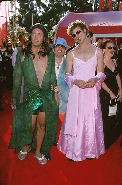 Trey Parker and Matt Stone