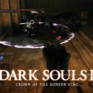 New Places To Die In Dark Souls II: Crown of the Sunken King - Gameplay