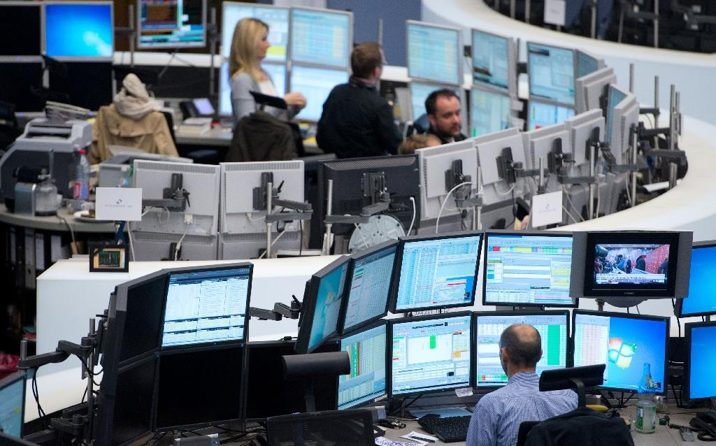 European stocks enjoy 'Santa rally'