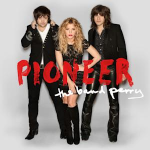 "This CD cover image released by Republic Nashville shows ""Pioneer,"" by The Band Perry. (AP Photo/Republic Nashville)"