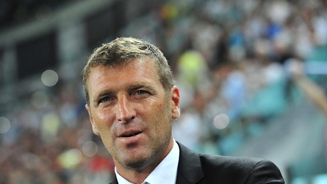 Spartak Moscow manager Massimo Carrera refused to criticise his team for suffering their first loss of the season to minnows Ufa